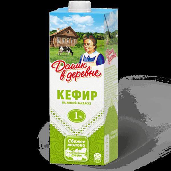 Кефир «Домик в деревне»