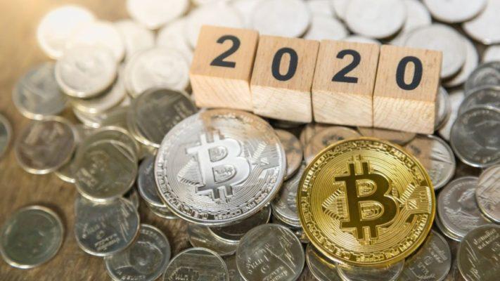 """Монеты и число """"2020"""""""