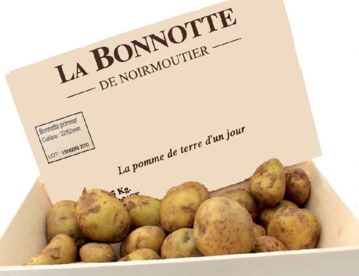 Картофель La Bonette