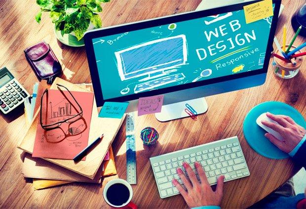 Работа веб-дизайнера