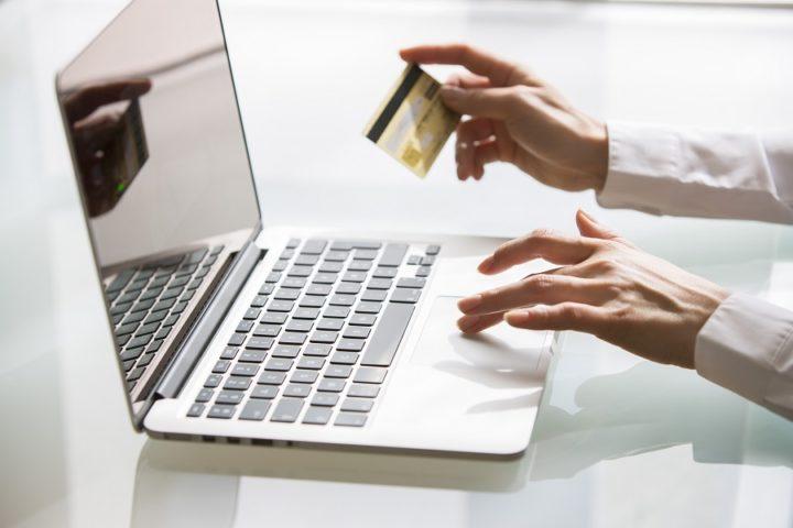 Оплата через интернет-банкинг