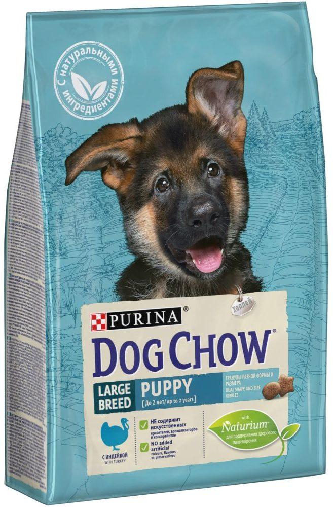 Корм Purina Dog Chow