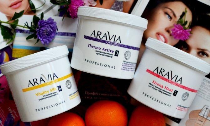 Крем Aravia Organic