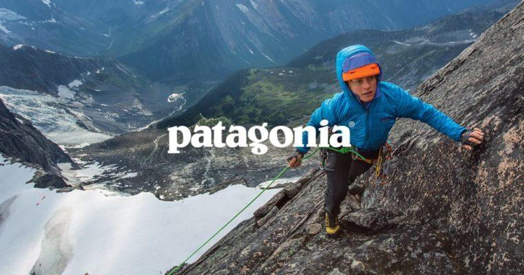 Рекламный плакат Patagonia
