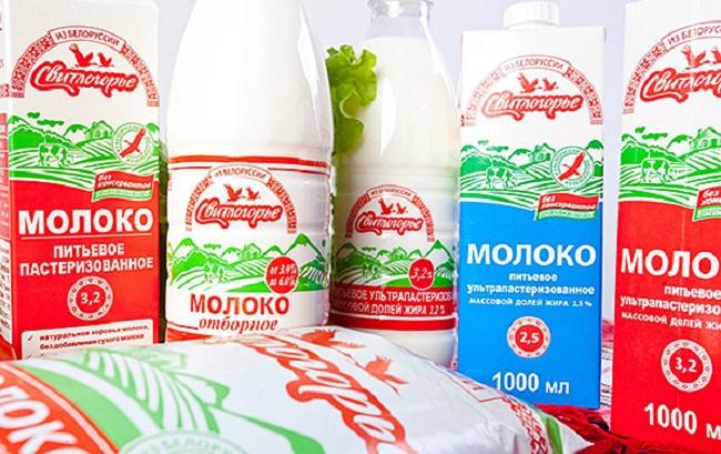 "Молоко ""Свитлогорье"""