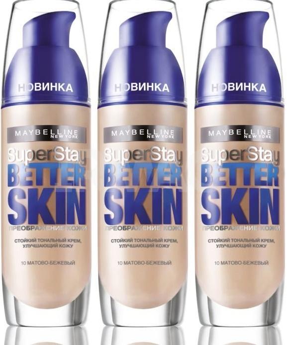 Крем Maybelline Better Skin