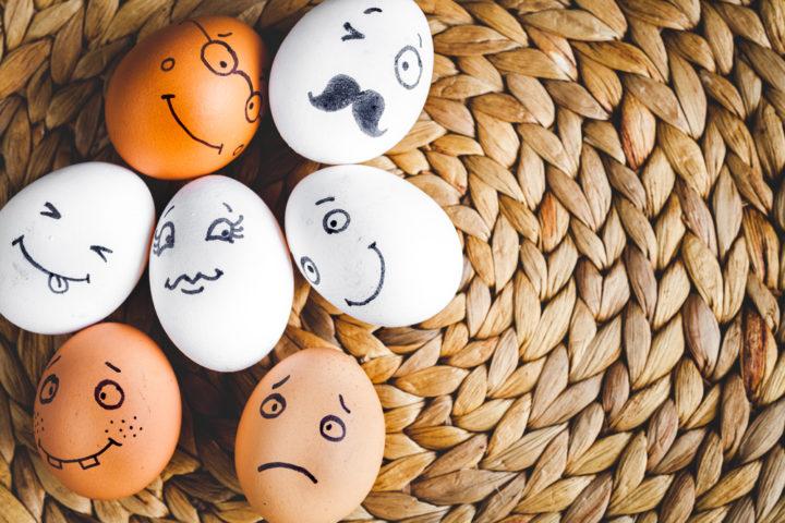 Белые или коричневые — какие яйца более качественные и безопасные?