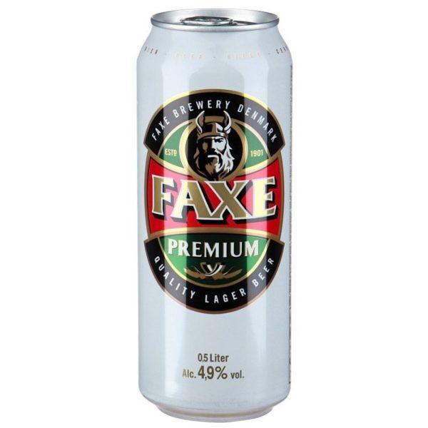 Пиво Faxe Premium
