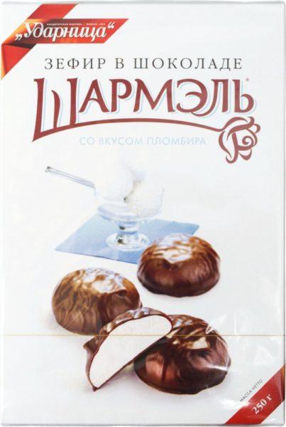 Зефир «Шармель»