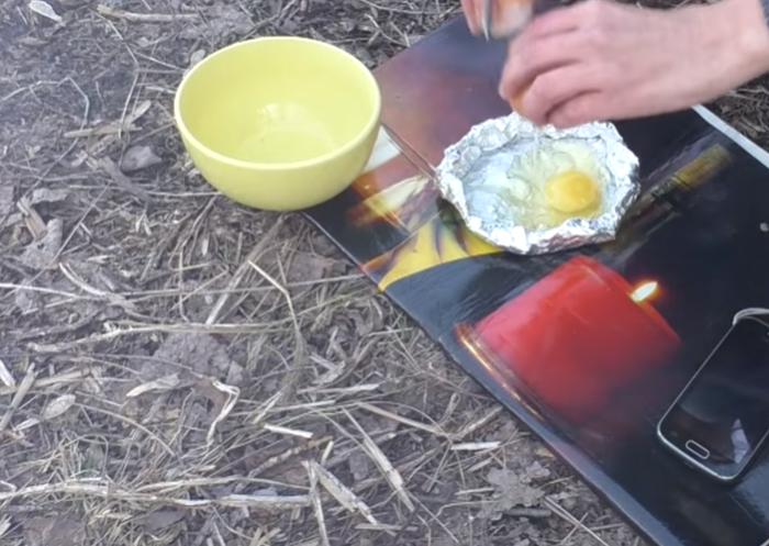 Посуда из фольги