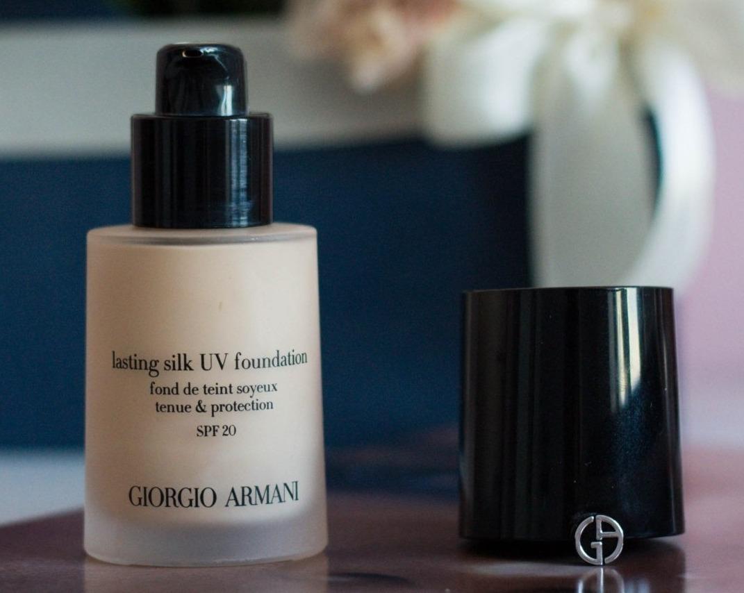 Крем Giorgio Armani Lasting Silk
