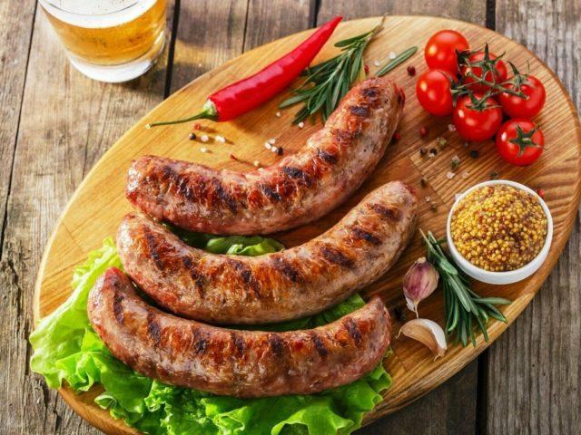 Лучшие и худшие колбаски и купаты для гриля из Магнита