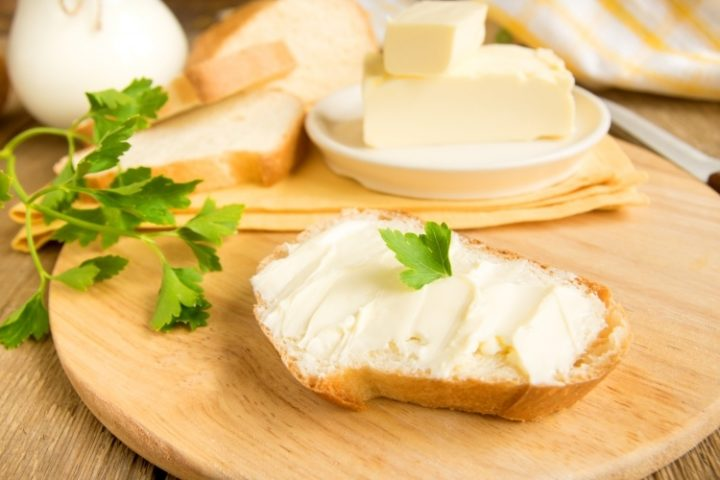 Хлеб со спредом