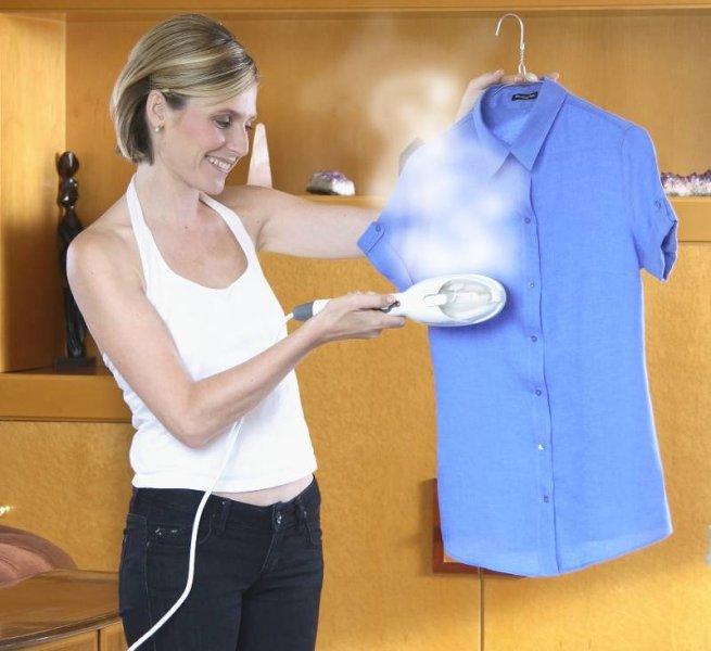 Отпариватель для одежды