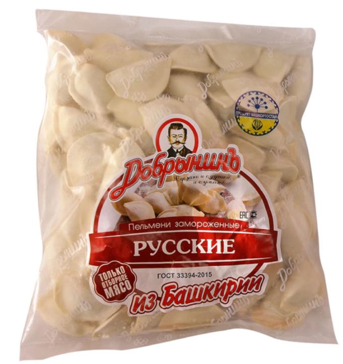 """Пельмени """"ДобрынинЪ"""""""