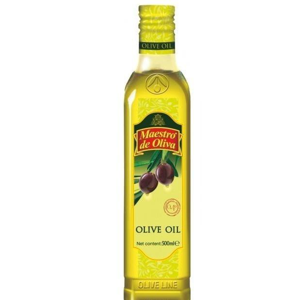 Масло оливковое Maestro de oliva рафинированное
