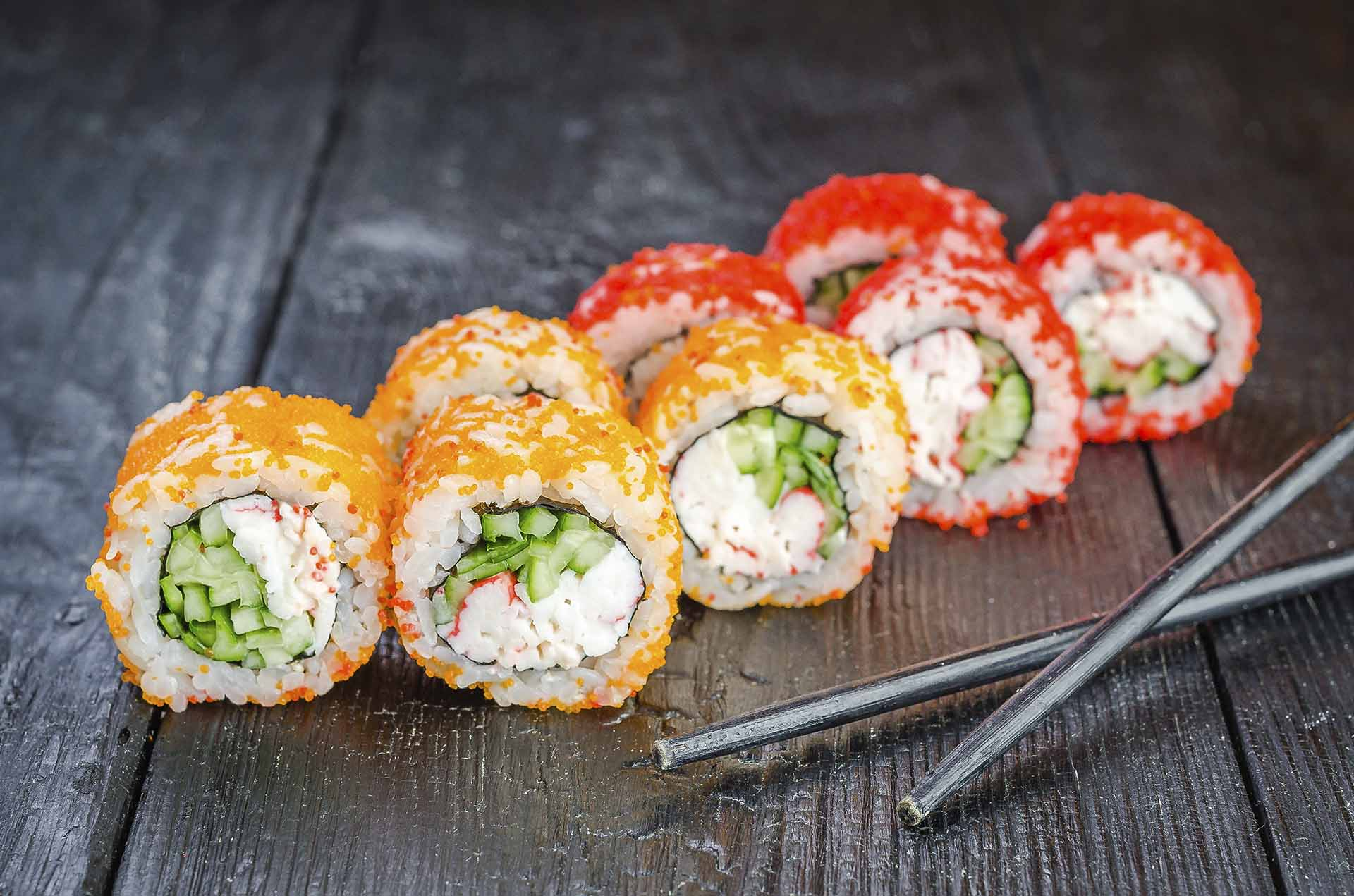 Секреты суши