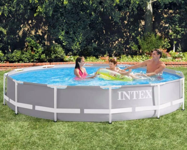 Каркасный бассейн Intex Prism Frame Pool
