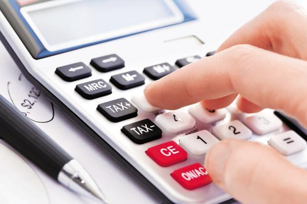 Счет на калькуляторе
