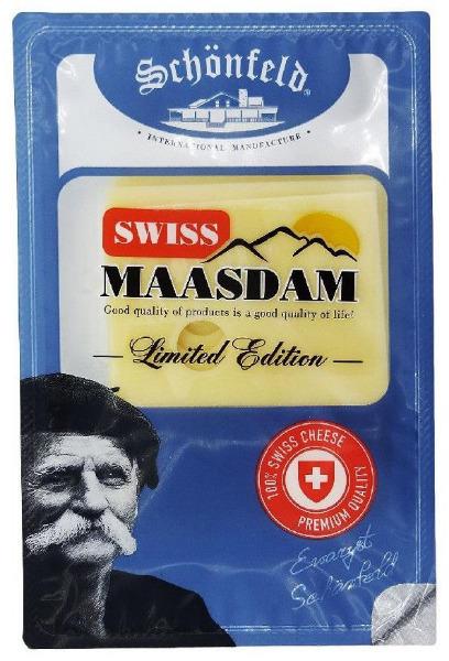 Сыр «Маасдам» Schonfeld