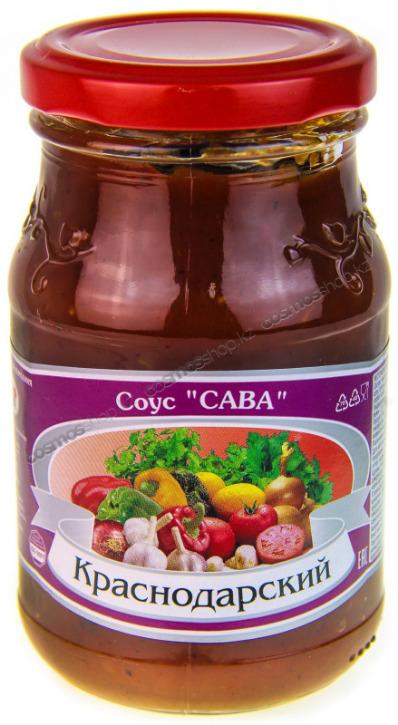 Краснодарский соус «Сава»
