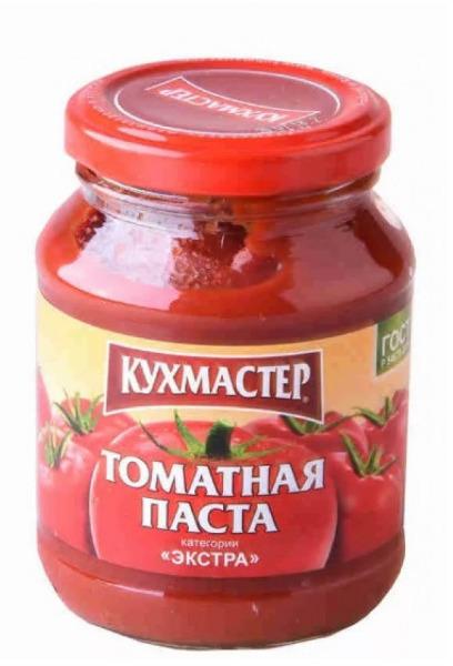 Томатная паста «Кухмастер»