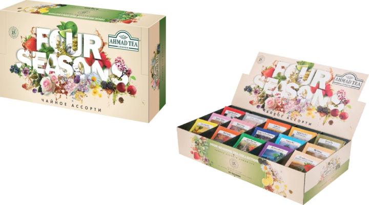 Ahmad Tea Four Seasons