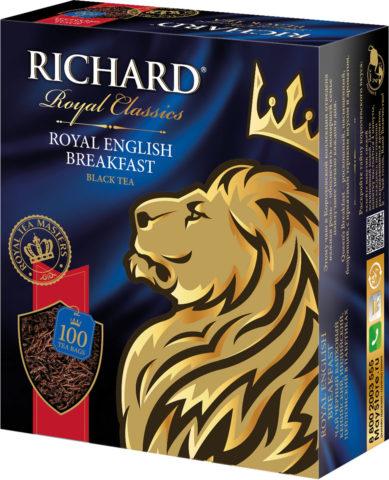 Richard Royal English Breakfast