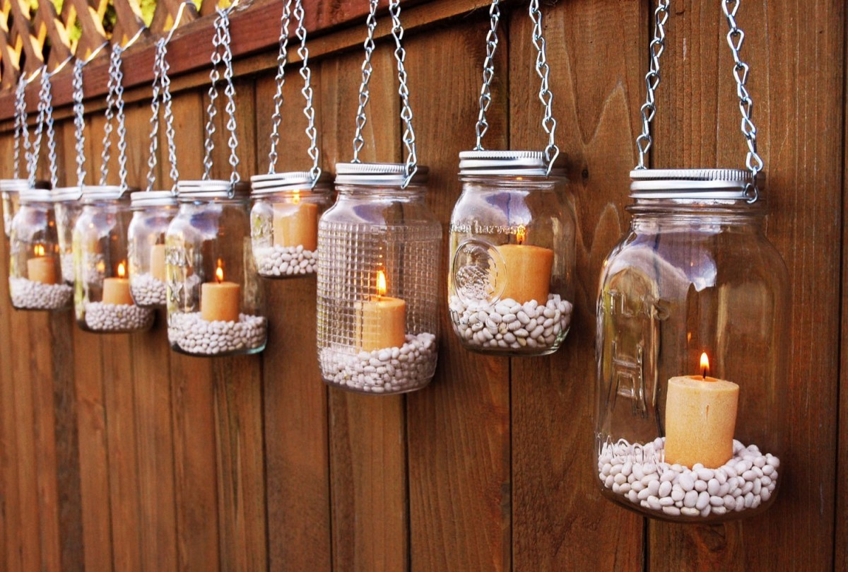 Свечи в дизайне