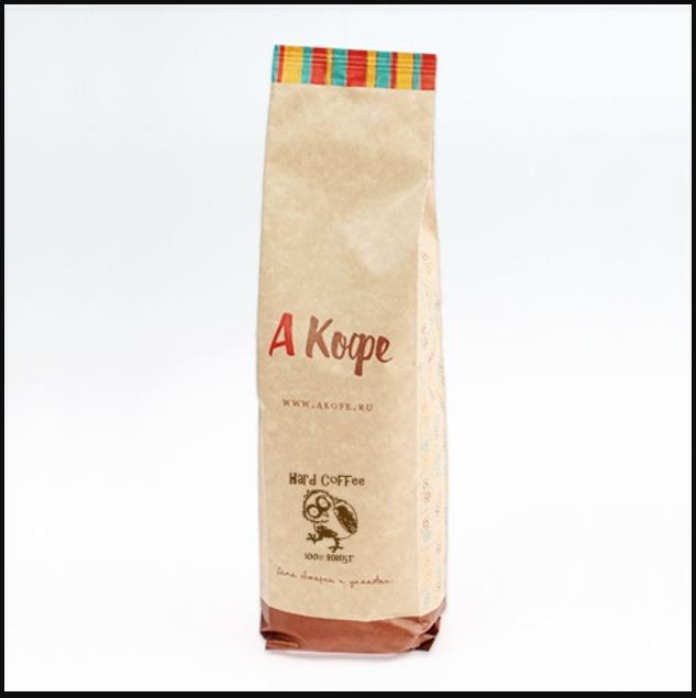 Кофе в упаковке
