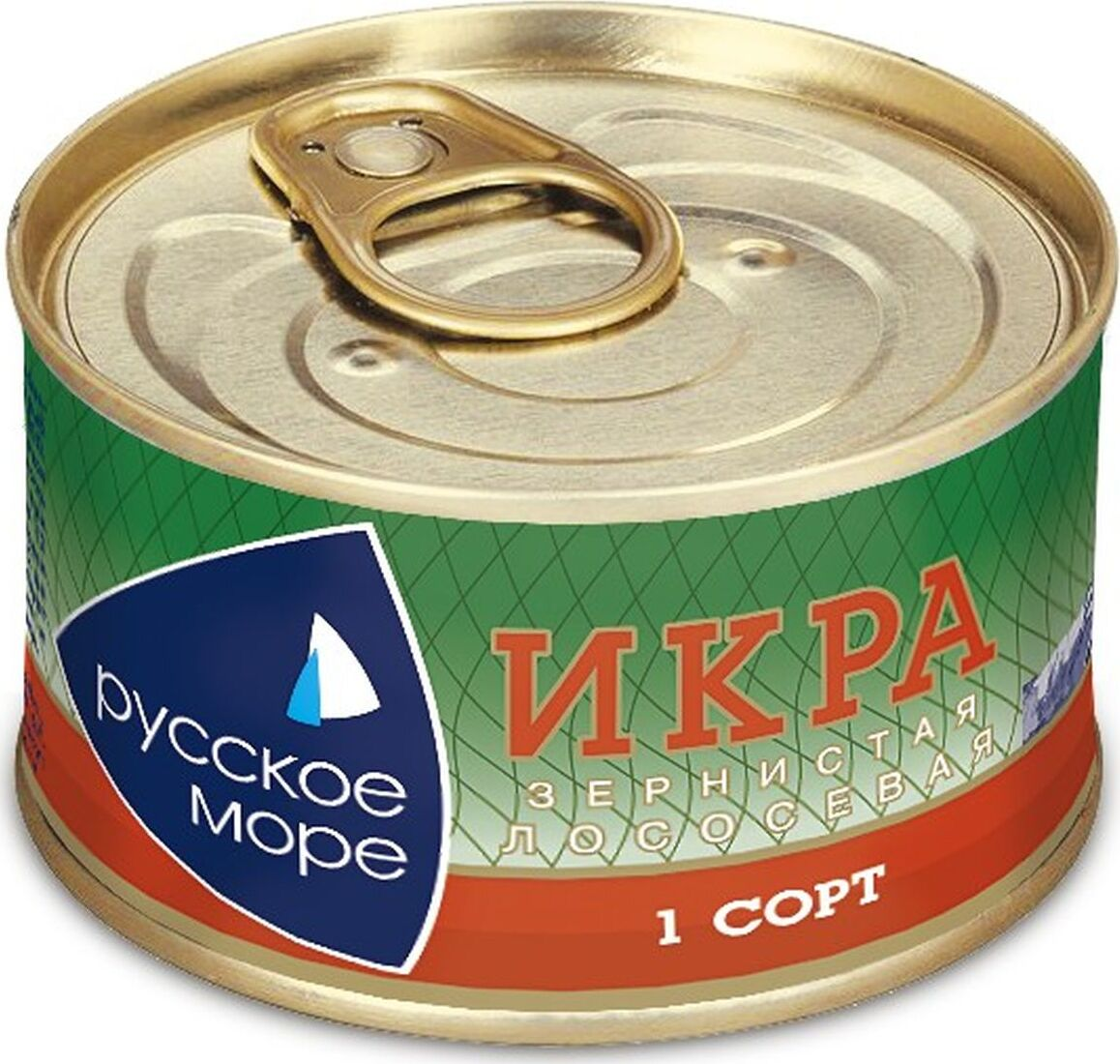 """Красная икра """"Русское море"""""""