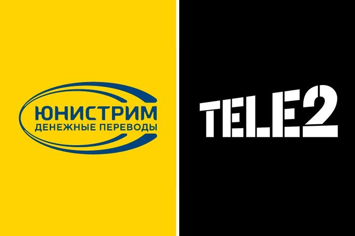 Перевод в салонах Tele2