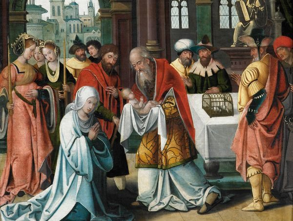 Живопись на религиозную тематику
