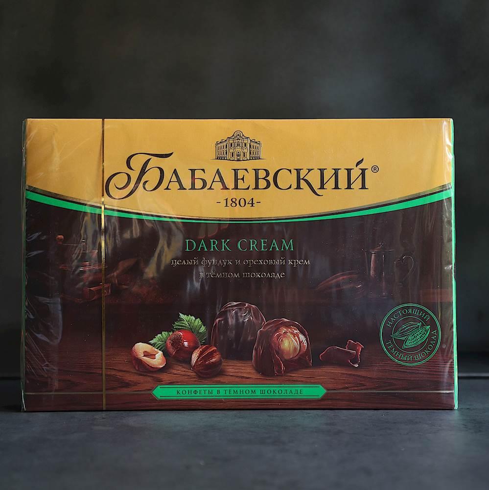 """Конфеты в коробке """"Бабаевский"""""""