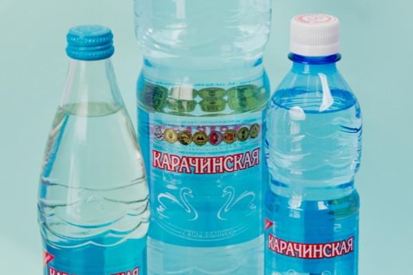Карачинская вода