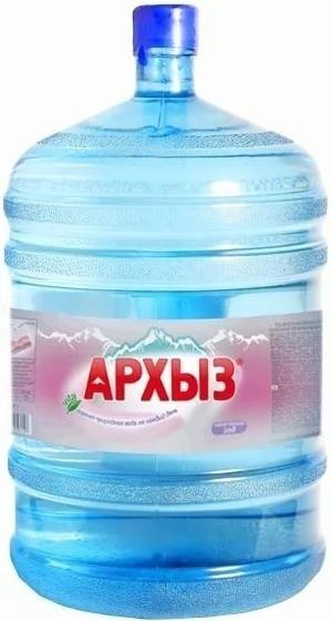 """Бутилированная вода """"Архыз"""""""