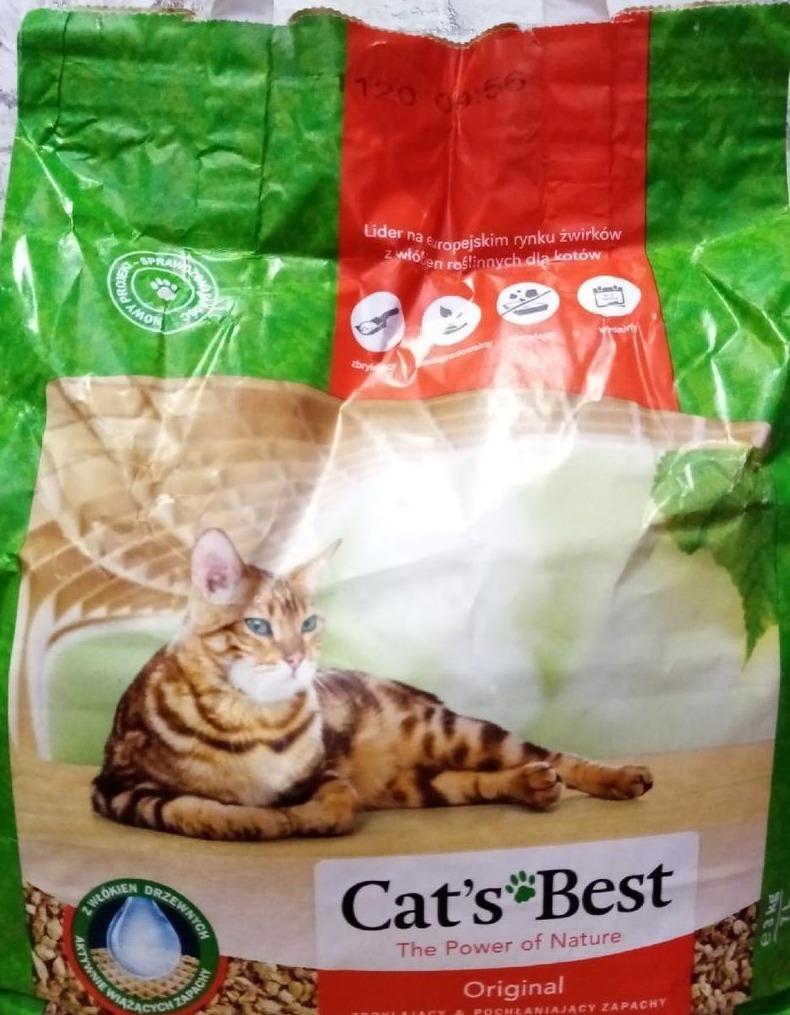 Наполнитель Cat'sBestOriginal