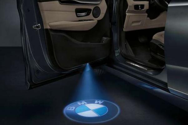 Подсветка для автомобильных дверей