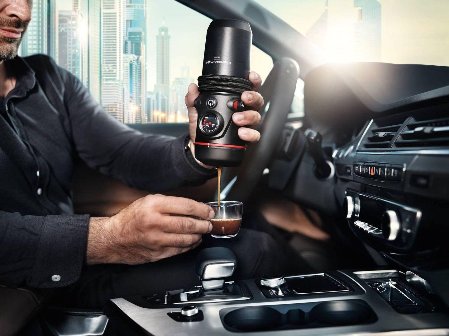 Кофеварка для авто