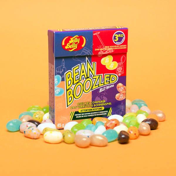 Конфеты с ужасным запахом Bean Boozled