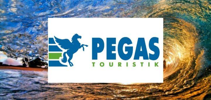 Логотип туроператора Pegas Touristik